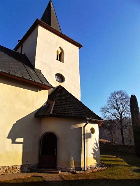 Kostolik rotunda