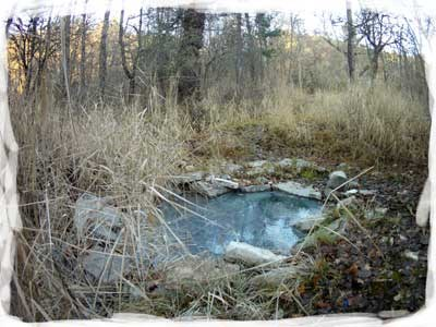 Source Sulfureuse