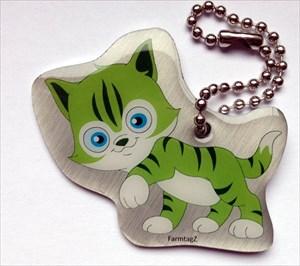 FarmtagZ - Green Cat