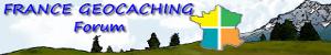 Forum France Geocaching