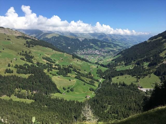 Klettersteig Engstligenalp : Klettersteige u cle rubliu d und cla cascadeu houptsach ufwärts