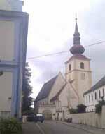 Kostel s jelenem