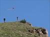 J2d2 flies his kite!