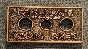 mtn-man Admin Brick