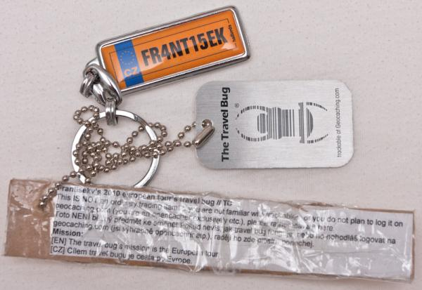 Frantisekv's 2010 world tour's travel bug