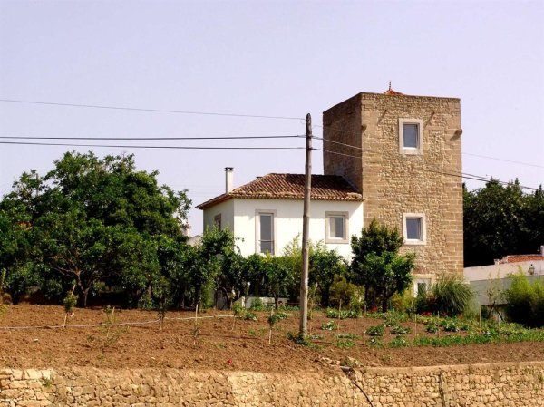 Torre dos Lafetás