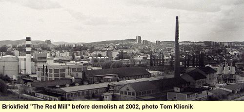 Cervený mlýn v roce 2002