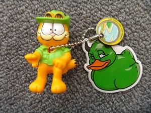Deadly Duck Garfield