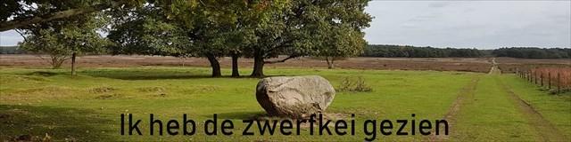 Zwerfkei banner
