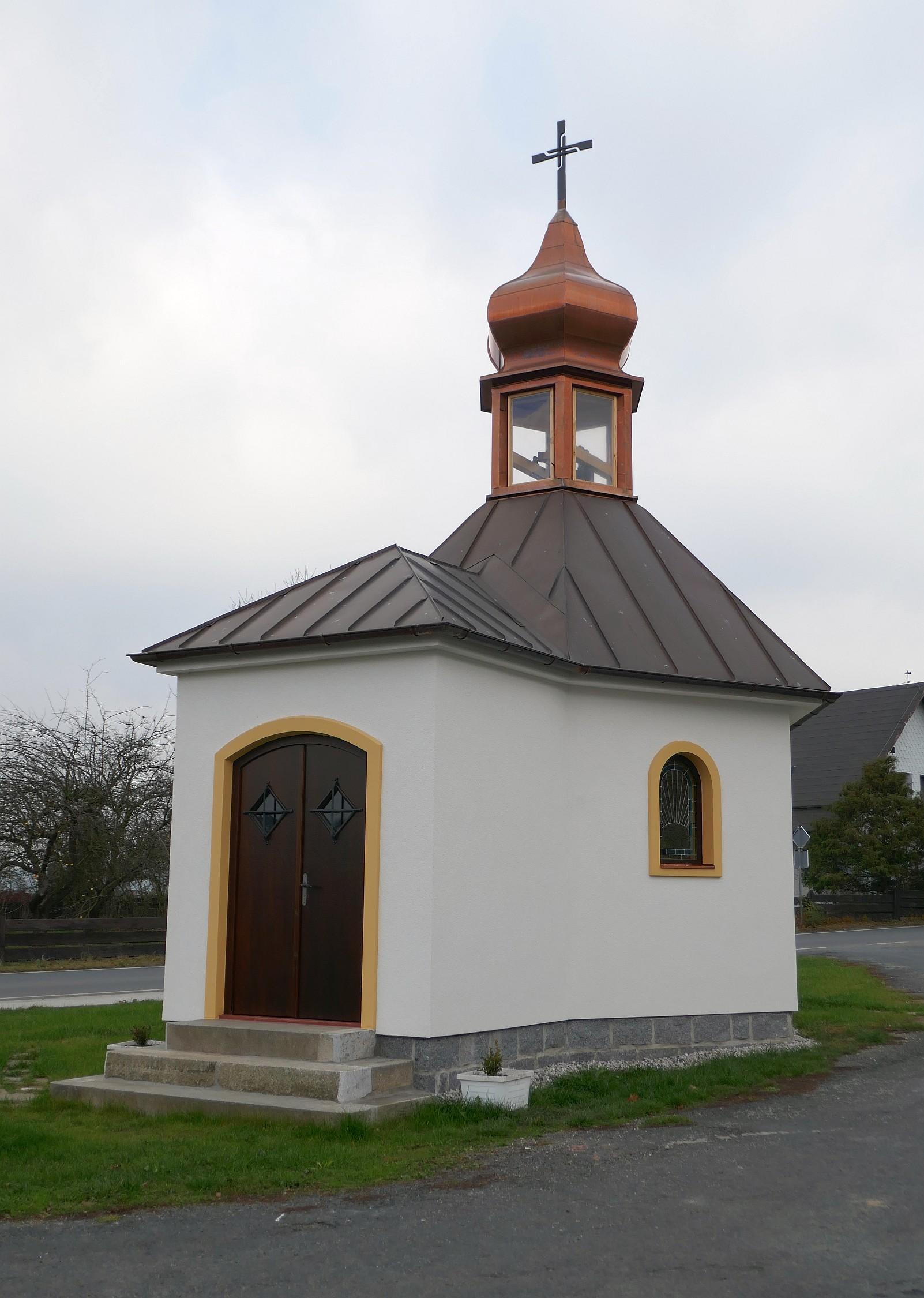 nová kaple