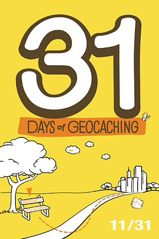31 Days of Geocaching 11 of 31