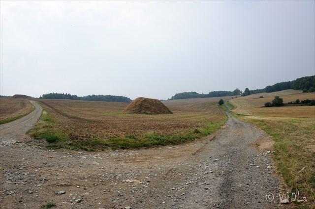 Cesta ke cache od Ponikve
