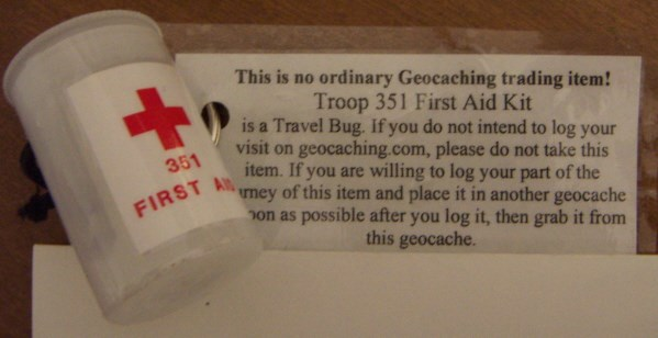 Geocaching > Trackable Items > Trackable Item Gallery