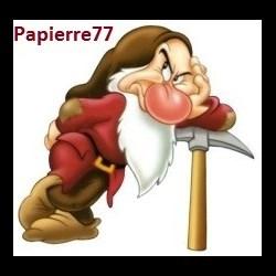 Papierre77 nom couleur