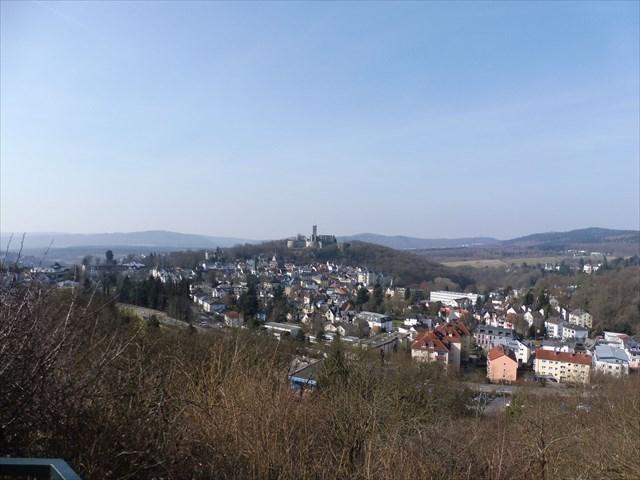 Blick auf Königstein
