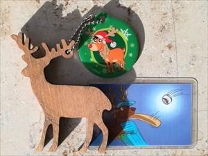 Santa's Reindeer COMET