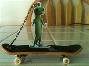 Grinding Gecko