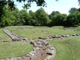 Billede af ruinen