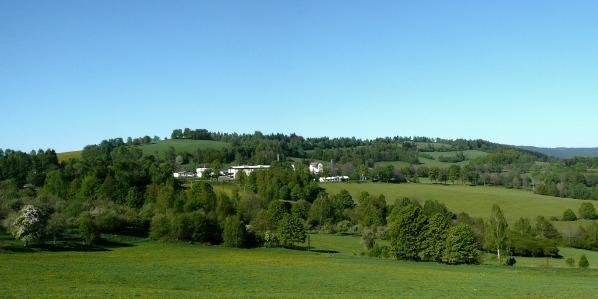 Šibeniční vrch a Vinice