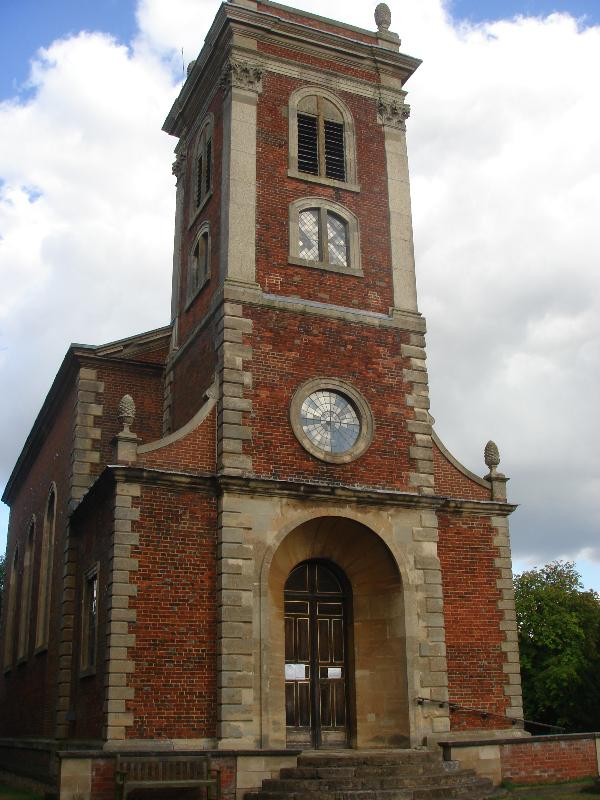 Willen Church Front