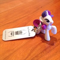 Rarity - GeocachePets.com Travel Bug