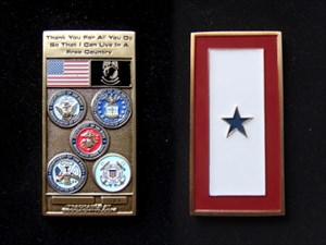 Blue Star Coin