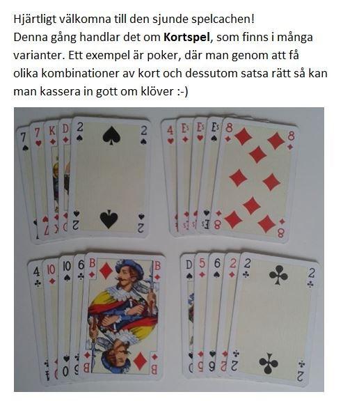 Gc6mk6m Spela Spel 7 Unknown Cache In Skane Sweden Created By