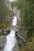 Impressive falls along the trail log image