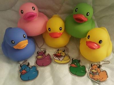 info for 1ac75 c4a22 TB82B40) 7 Deadly Ducks Tag - 7 Deadly Ducks Tag
