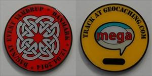 Mega event coin