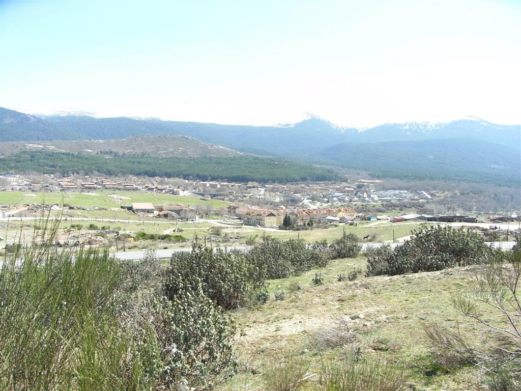 Valsaín y Cerro del Puerco