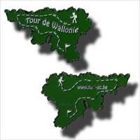 Tour de Wallonie Geocoin