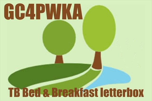 Bed & Breakfast Letterbox