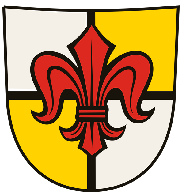 Wappen Gemeinde Grefrath ab 1970