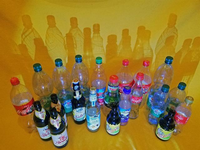 Foto von GC7RV24 - Flasche leer?