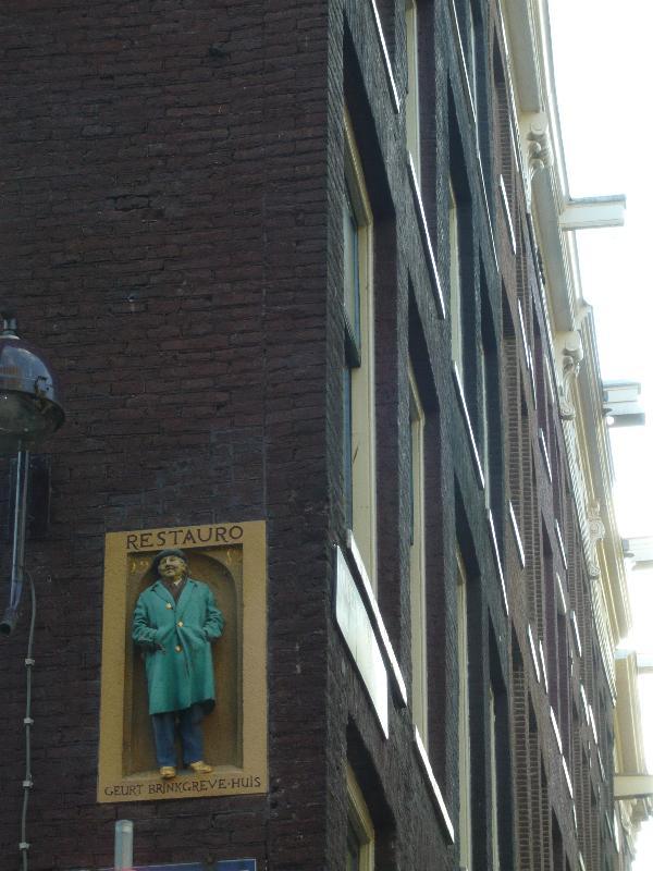 Geocaching Amsterdam