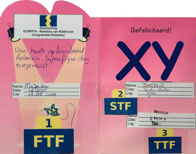 FTF, STF, TTF Podium