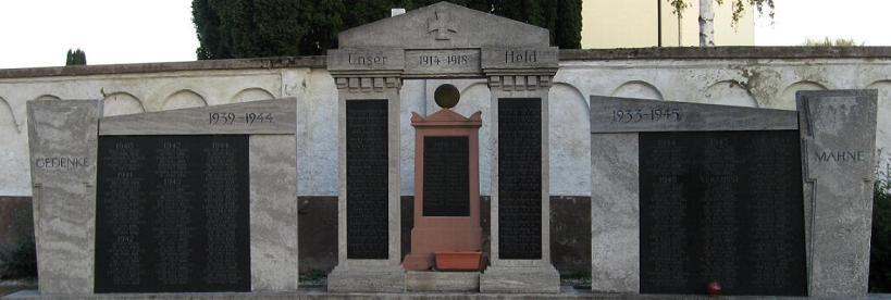 Monument - fehlerhaft
