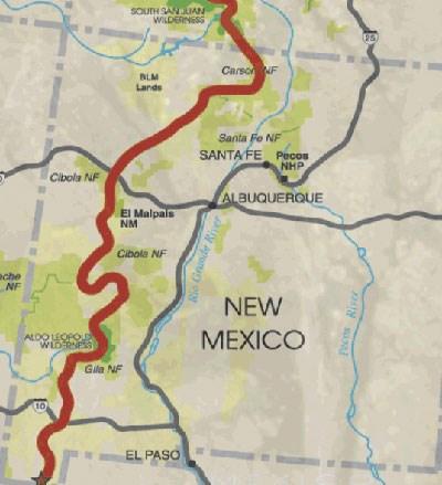 GC182BG Bootheel Bonanza: The CDT (Multi cache) in New Mexico