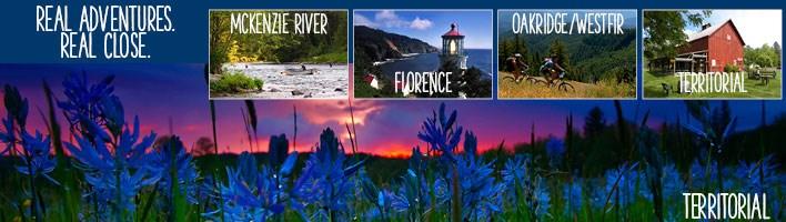 Eugene, Cascades & Coast