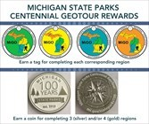 Michigan State Parks Centennial GeoTour Gallery