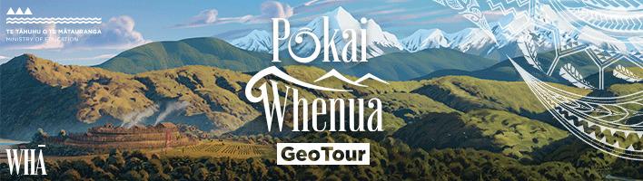Tuia Mātauranga - Pōkai Whenua GeoTour: Whā