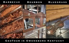 Barbecue, Bourbon and Bluegrass GeoTour Gallery