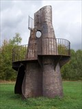 Image for Abstract Sculptures in Griffis Sculpture Park - Ashford, New York