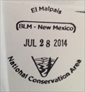 Image for BLM El Malpais National Conservation Area -- nr Grants NM