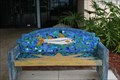 Image for Legacy - Snook Mosaic Bench - Ft Pierce, FL