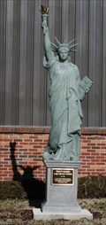 Image for Traco Company Statue of Liberty - Johnson City, Tennessee