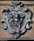 Image for CoA of Matthias Gottfried of Wunschwitz on St. John Nepomuk statue - Charles Bridge (Prague)