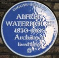 Image for Alfred Waterhouse - New Cavendish Street, London, UK