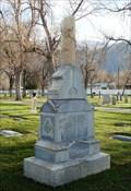 Image for Rick & Patrick Cusick - Springville Cemetery, Springville, Utah USA